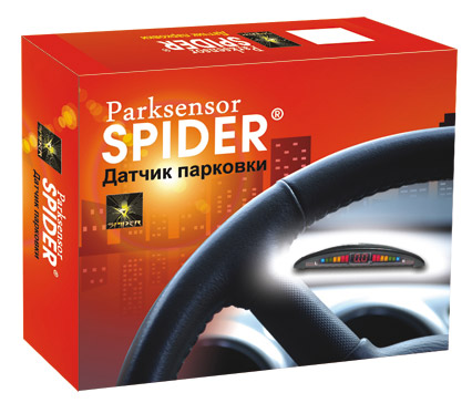 Spider PS-08-4